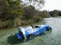 Crazy amphibious car designs: See road cars that are also boats!