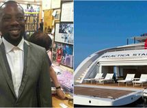 Kola Aluko's ₦15B Yacht, Galactica Star, finally goes to the highest bidder