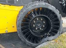 Michelin Tweel tyres: The future of car tyres