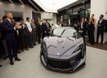 Japanese man bought the last five Fenyr SuperSport cars worth ₦2.6 billion