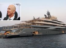 Inside ₦145b Flying Fox Mega Yacht of the world richest man – Jeff Bezos