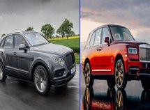 Bentley Bentayga vs Rolls-Royce Cullinan: when the Top meets the No.1