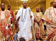 Ooni of Ife car collection