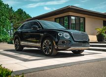 [Photos] The first bulletproof Bentley Bentayga SUV in the world by INKAS
