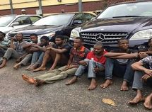 Osun police arrests 10 robbers, recovers 5 cars, 8 motorcycles