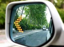 Why your car mirrors reverse things horizontally instead of vertically?