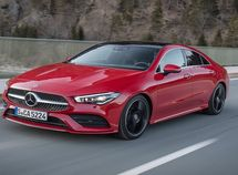 Weststar Associates Ltd brings brand new Mercedes CLA to Nigerian market