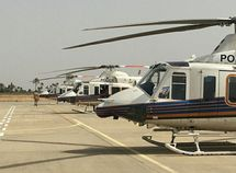 Nigeria's Police Force can buy 36 helicopters with the ₦5.5b Senate new car budget
