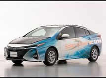 Future-proof! Toyota solar-powered car won't need recharging