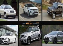 9 car models you can suspect as Yahoo Boys' cars at first sight