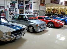 Top largest car collections in the world