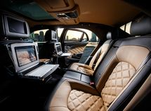 10 most luxury cars for back seat passengers