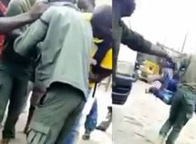 Violence overloaded! Security officers beats Oride operator to death for overtaking them