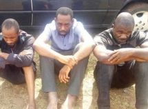 Arrested: Car theft gang drugs owner, steals car and sell for N750k