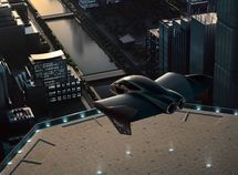 Road to the future! Porsche partners with Boeing to make flying cars for the rich