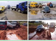 Nigeria is losing ₦1 trillion annually to bad roads - says Senate