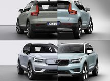 Spot the differences between Electric and Petrol-powered Volvo XC40 SUVs!