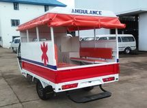 Innoson Motors launches tricycle ambulance for quick emergency response