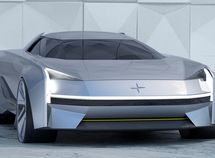 Check out Polestar Concept from Volvo that was inspired by Chinese warriors