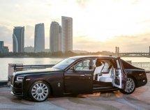 Chief Adebutu Kensington 'Baba Ijebu' rides ₦300m Rolls-Royce Phantom with