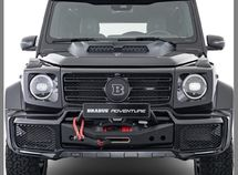 Latest Brabus Adventure G 350 launched for sale - the ultimate Mercedes G-Class speedster!
