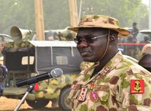 Nigerian Army is completing locally made warfare vehicles in Kaduna
