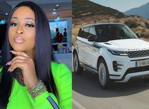 Divorced actress Etinosa Idemudia was gifted a Range Rover Evoque from an unknown fan