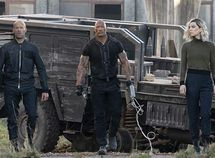 """8 best cars in recent Fast and Furious series """"Hobbs and Shaw"""""""