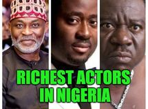 Top 10 richest actors in Nigeria (Nov 2019) & their cars