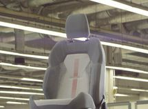 Ford introduces Hi-tech seats which charge your phone right fromyour pant pocket