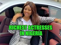 Top 10 richest actresses in Nigeria 2020 & their cars