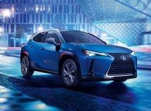 Lexus joins EV market with its first electric car Lexus UX 300e