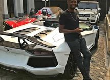 Luxury life of Jowi Zazaa with ₦115m Lamborghini & other cars and jet