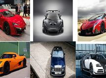These 10 Supercars are more expensive than Jets