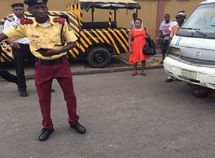 LASTMA official attacked by hit-and-run driver after arresting an O-Pay rider