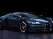 Bugatti is producing its first Electric supercar
