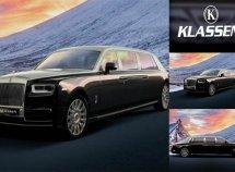 German tuner converts ₦162m Rolls-Royce Phantom into a ₦1.2b Limousine
