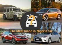 Dear Innoson, this is the ideal Made-in-Nigeria car you should build
