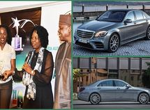 Mercedes Benz S-Class won Nigeria's Luxury car of the year 2019