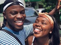 Touching! Nigerian lady gifts her boyfriend a Toyota Camry for Christmas
