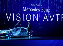 Mercedes-Benz collaborates with James Cameron to unveil Avatar-inspired concept car