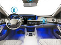 Now you can charge your phone anywhere in the car with this latest car tech