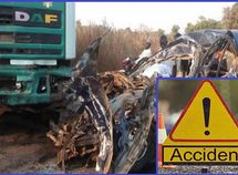 Auto crash involving 46 people, 37 cows and 10 goats claims 8 lives in Niger state