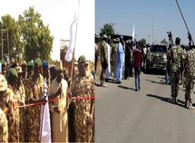 Nigerian army reopens Maiduguri-Damboa road, assures motorists of safety