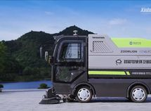 China combats deadly Coronavirus by unmanned sanitation robot and cleaning car