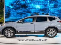 Honda introduces CR-V hybrid model with ₦10.5 million starting price