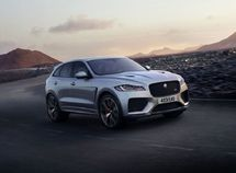 [Photos] Jaguar Introduces its beautiful F-Pace SUV to Nigeria and Africa