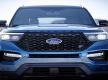 COVID-19: Ford halts production in facilities in Europe