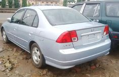 Available Honda Civic 2000 Blue For Sale
