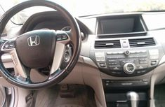 Honda Accord 2009 Silver